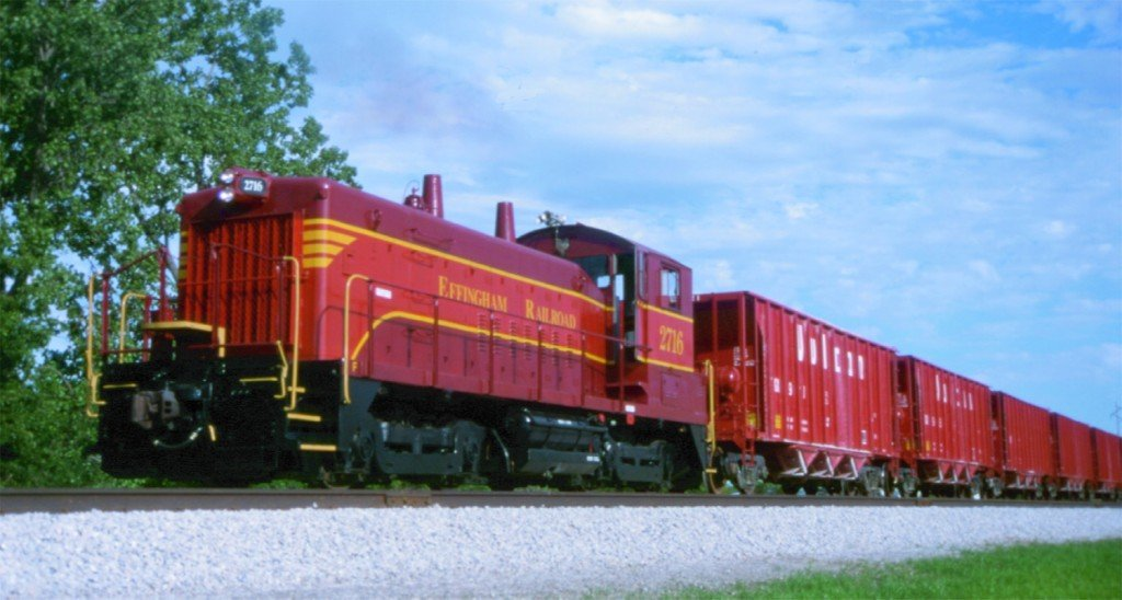 Effingham Railroad-Effingham IL