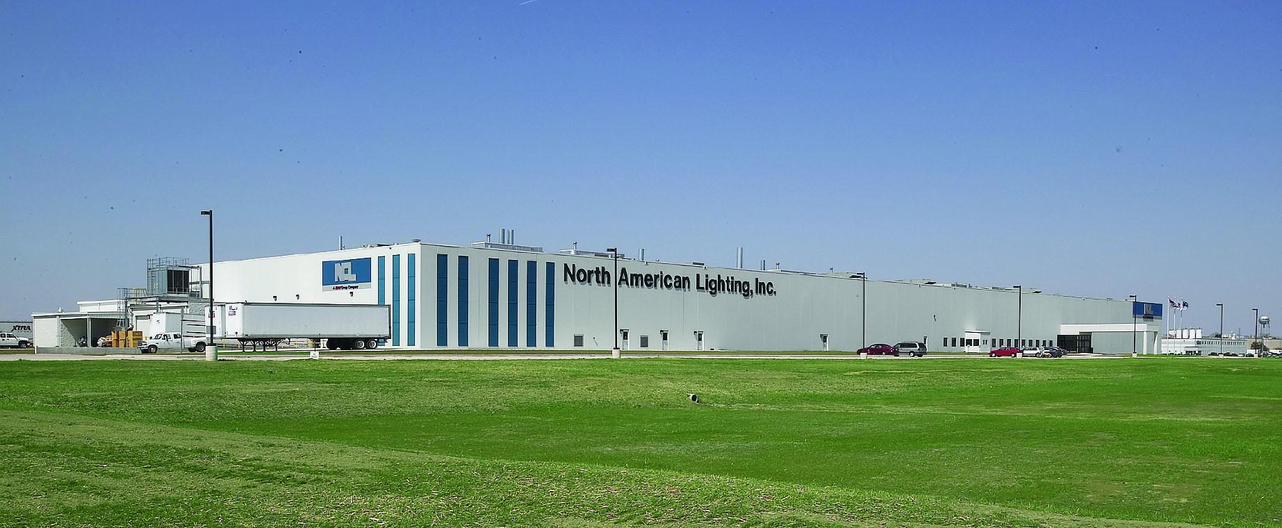 North American Lighting & North American Lighting - Agracel Inc.